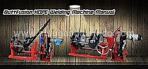 BUTT FUSION WELDING MACHINE SERI MANUAL